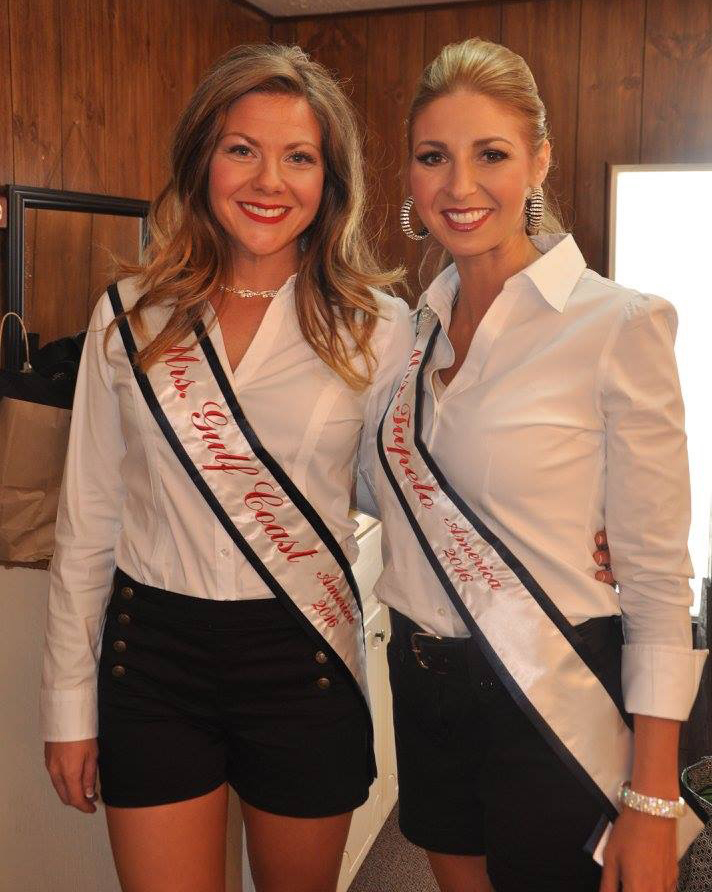 Mrs. Mississippi America Beauty Pageant 2016 - Jaimee Dorris & Winner Ashley Buse (Mrs. Mississippi 2016)