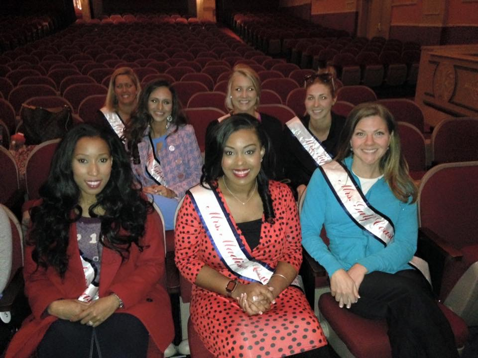 Mrs. Mississippi America Beauty Pageant 2016 - rehearsal