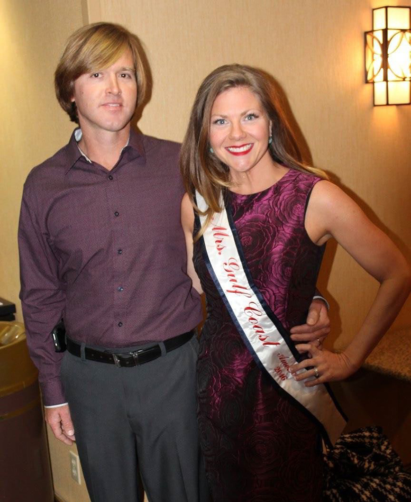 Mrs. Mississippi America Beauty Pageant 2016 - Jaimee Dorris and Joel Dorris