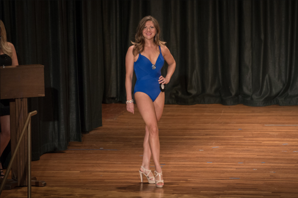 Jaimee Dorris Swimsuit - Mrs. Mississippi America Beauty Pageant 2016