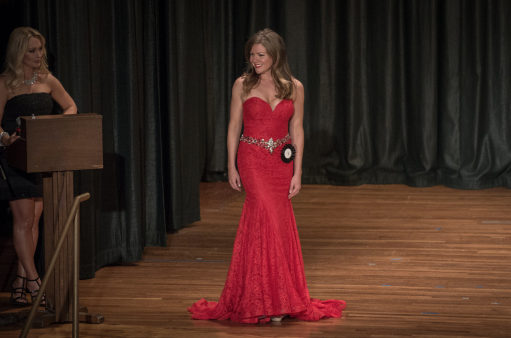 Mrs. Mississippi America Beauty Pageant 2016 - Jaimee Dorris Evening Gown. Photography: http://zachharrisonphotography.pass.us/mrstnmrsms/i-C2ps3275174348