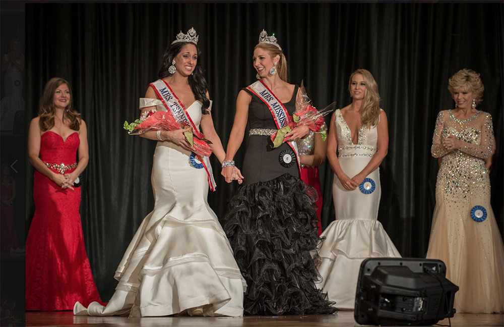 Mrs Tennessee and Mississippi Pageant Winners 2016 (Dawn Williamson & Ashley Buse)